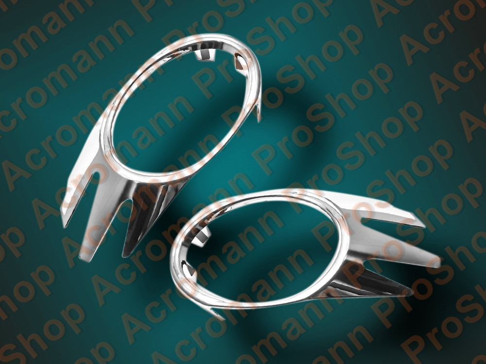 Chrome Foglight Cover for Volkswagen PASSAT B6